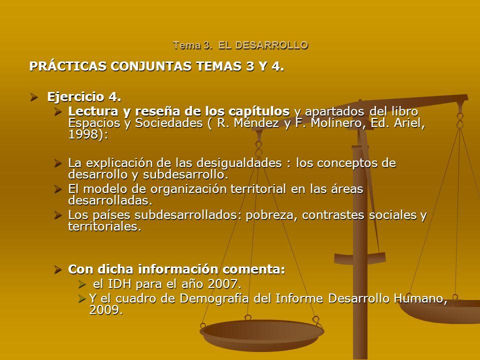 PRÁCTICAS CONJUNTAS TEMAS 3 Y 4. Ejercicio 4.