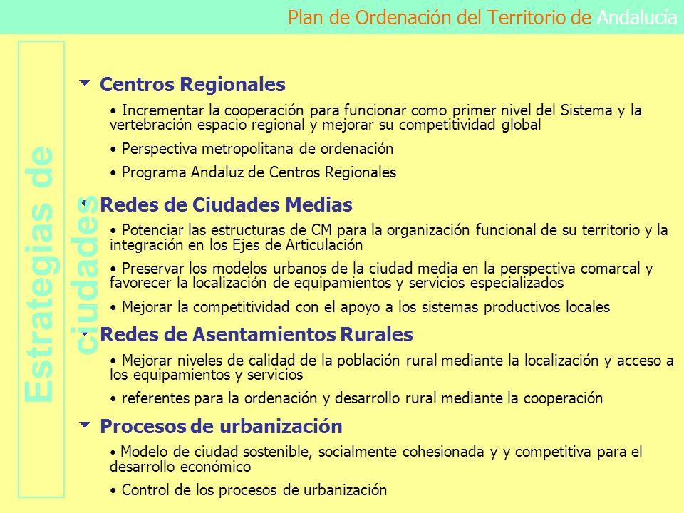 Plan de Ordenación del Territorio de Andalucía
