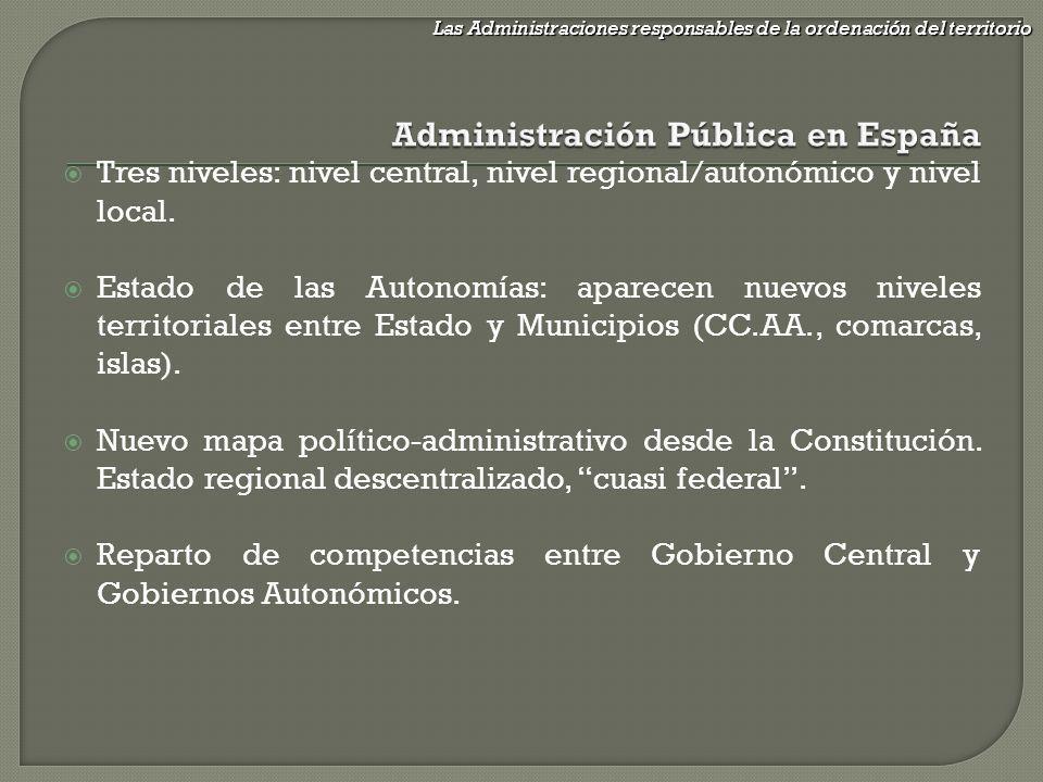 Administración Pública en España
