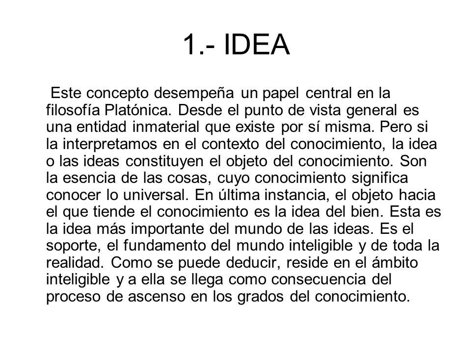 1.- IDEA