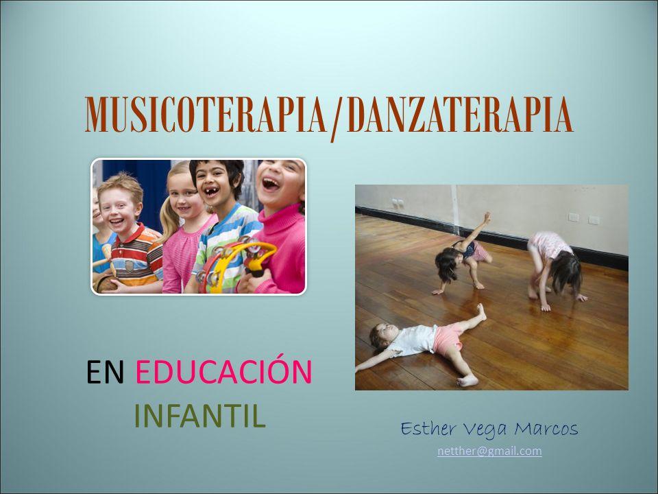 MUSICOTERAPIA/DANZATERAPIA
