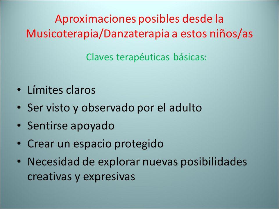 Claves terapéuticas básicas: