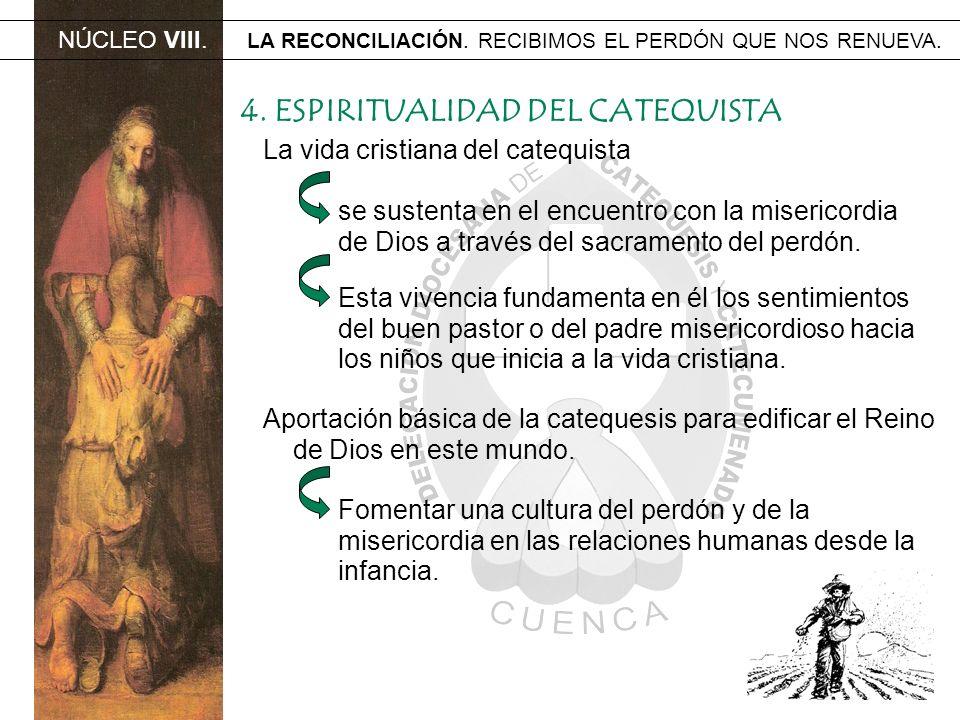 4. ESPIRITUALIDAD DEL CATEQUISTA