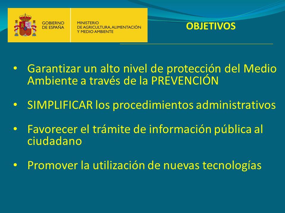 SIMPLIFICAR los procedimientos administrativos
