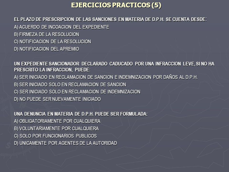 EJERCICIOS PRACTICOS (5)