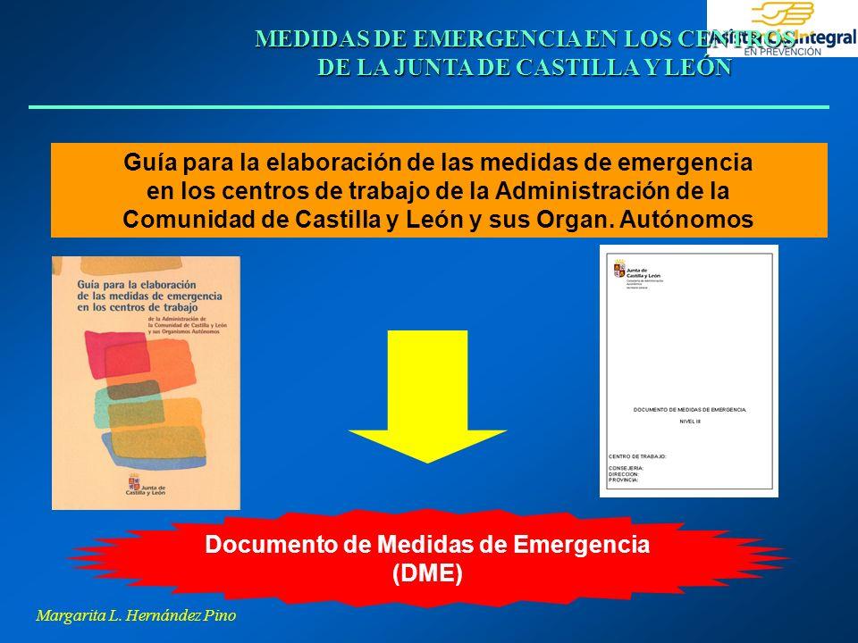 MEDIDAS DE EMERGENCIA EN LOS CENTROS DE LA JUNTA DE CASTILLA Y LEÓN