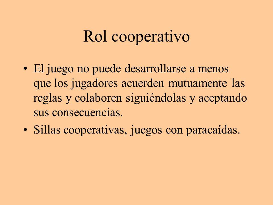 Rol cooperativo