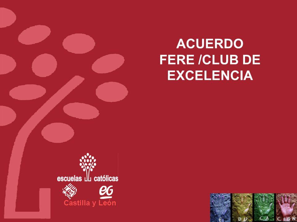 FERE /CLUB DE EXCELENCIA