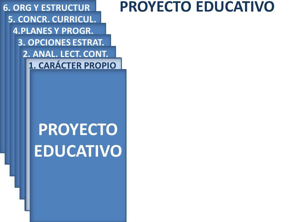 PROYECTO EDUCATIVO PROYECTO EDUCATIVO Justificación Institucional