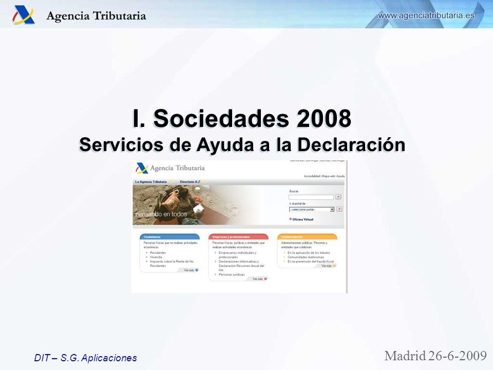 Servicios de Ayuda a la Declaración