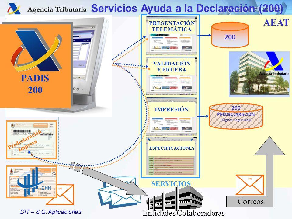Servicios Ayuda a la Declaración (200)