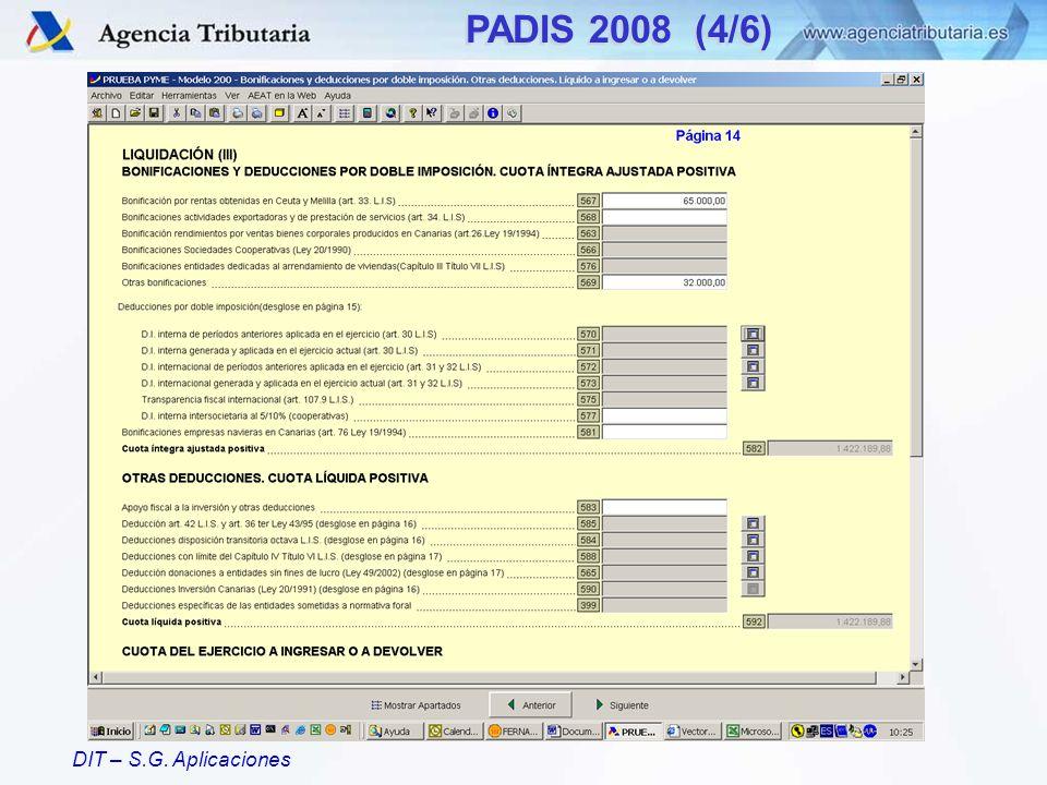 PADIS 2008 (4/6)