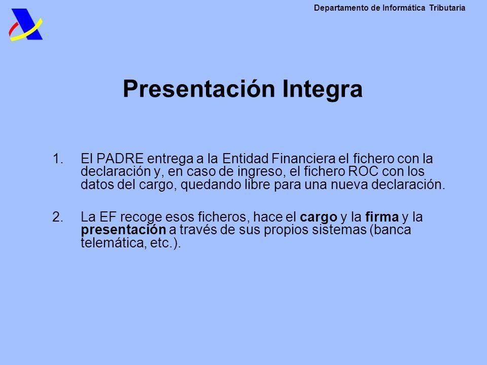 Presentación Integra