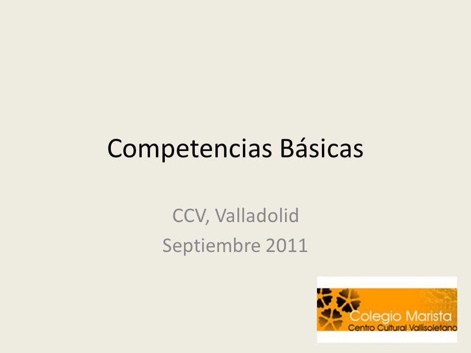CCV, Valladolid Septiembre 2011