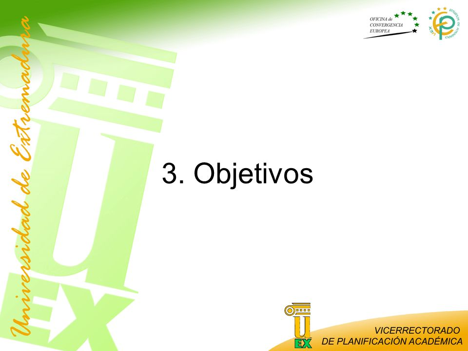 3. Objetivos