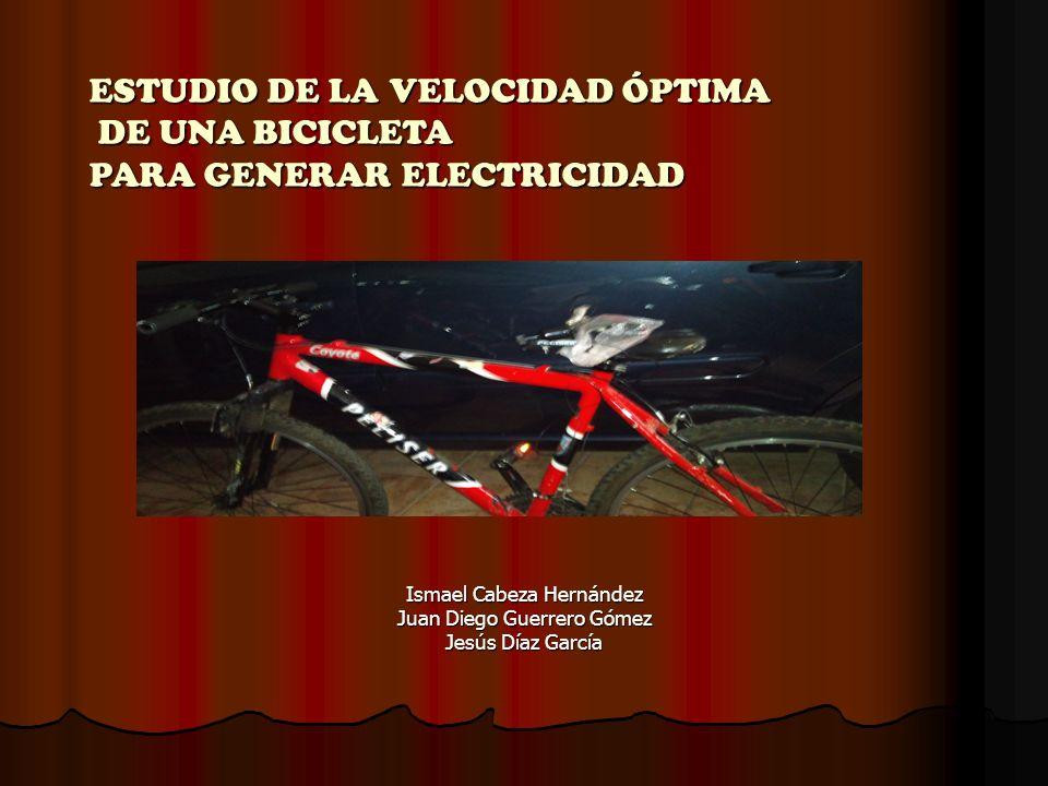 Ismael Cabeza Hernández Juan Diego Guerrero Gómez Jesús Díaz García