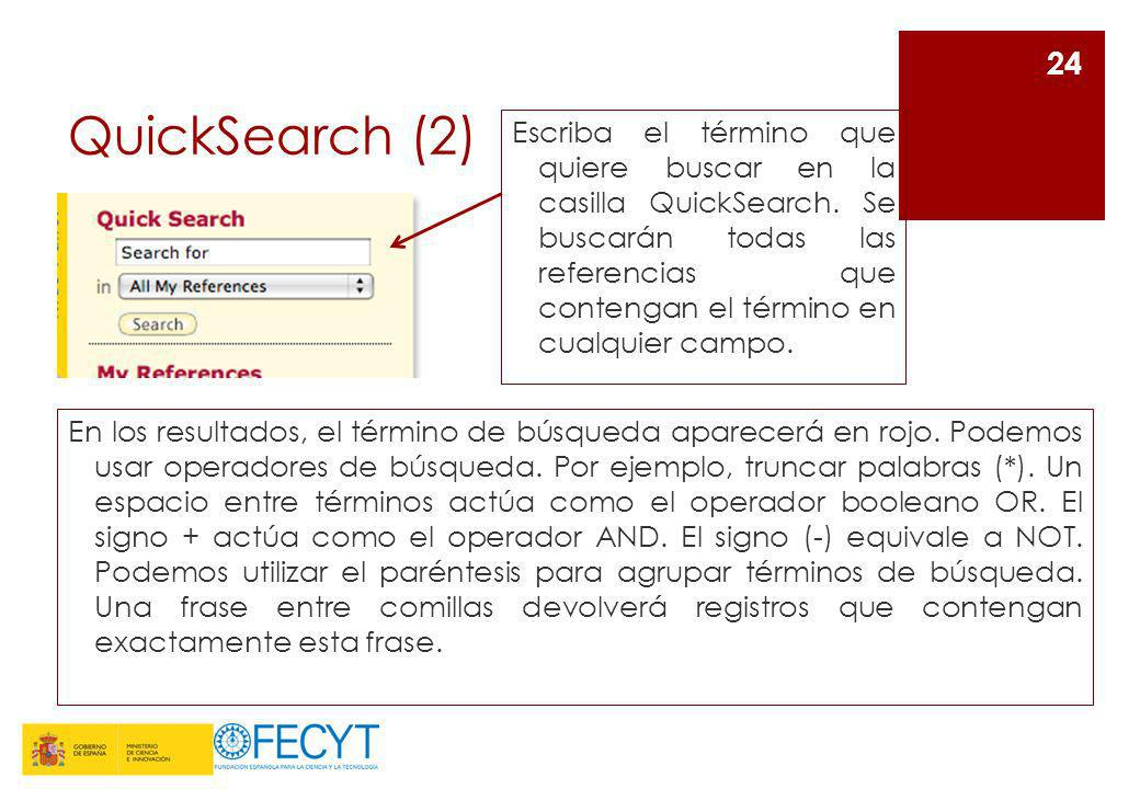 QuickSearch (2)