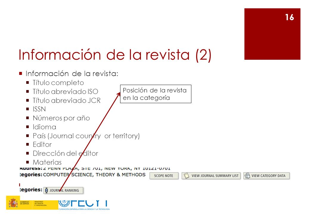 Información de la revista (2)
