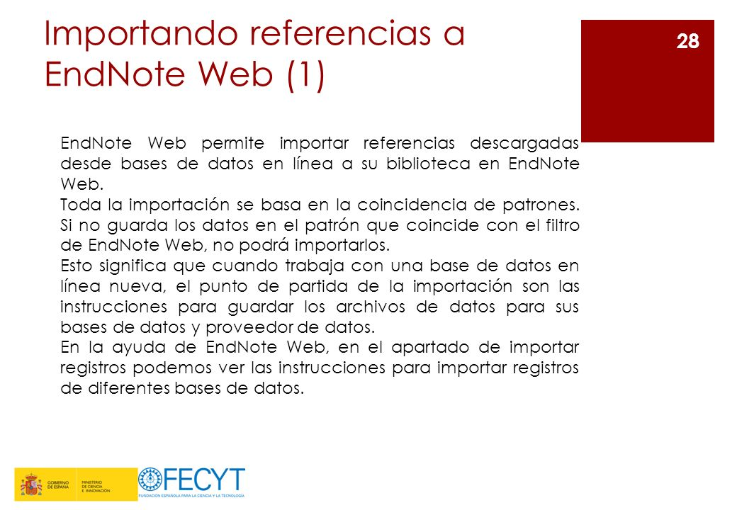 Importando referencias a EndNote Web (1)