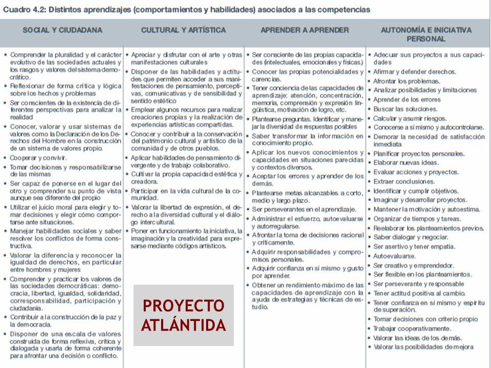 PROYECTO ATLÁNTIDA 5