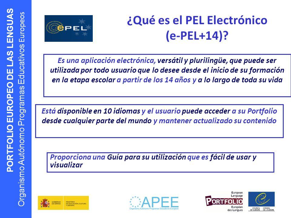 ¿Qué es el PEL Electrónico (e-PEL+14)