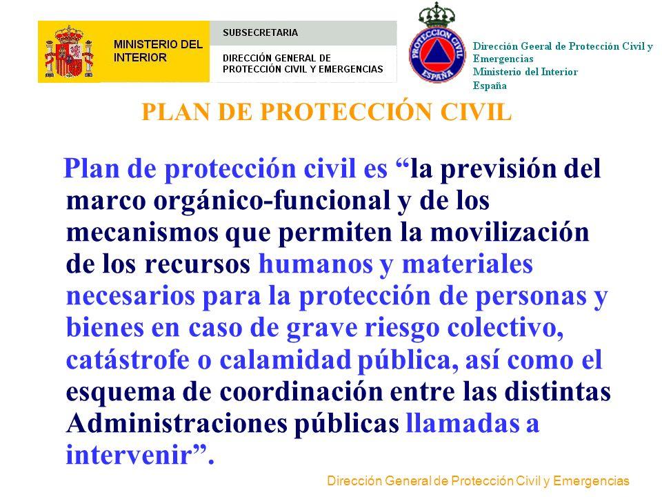 PLAN DE PROTECCIÓN CIVIL