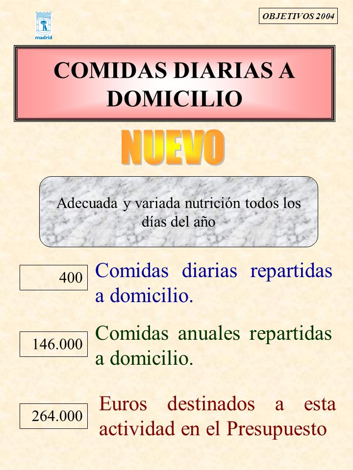 COMIDAS DIARIAS A DOMICILIO