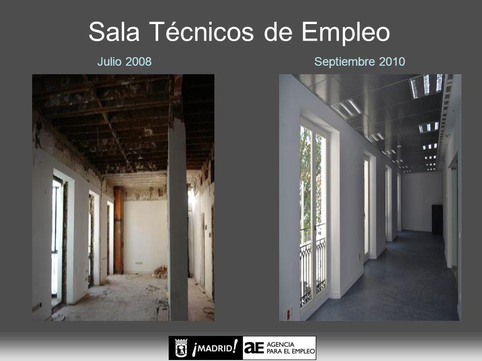 Sala Técnicos de Empleo