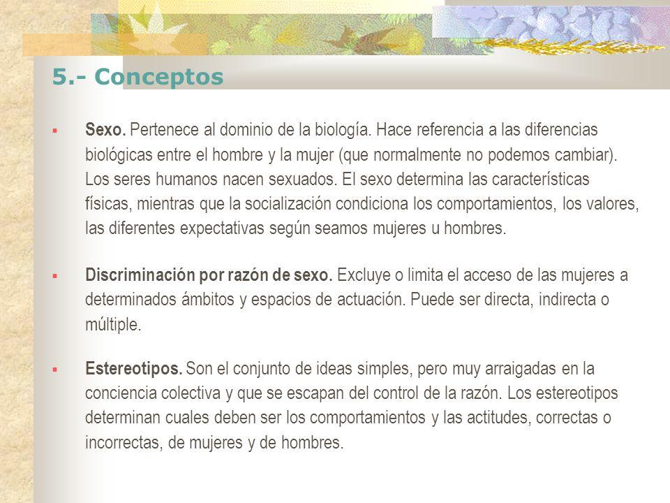 5.- Conceptos