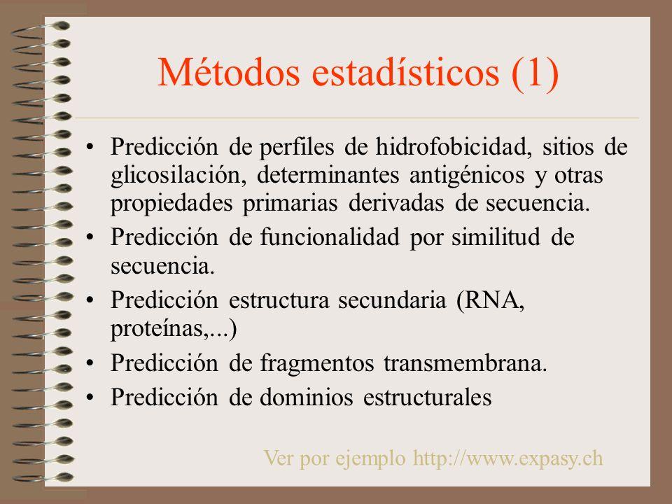 Métodos estadísticos (1)