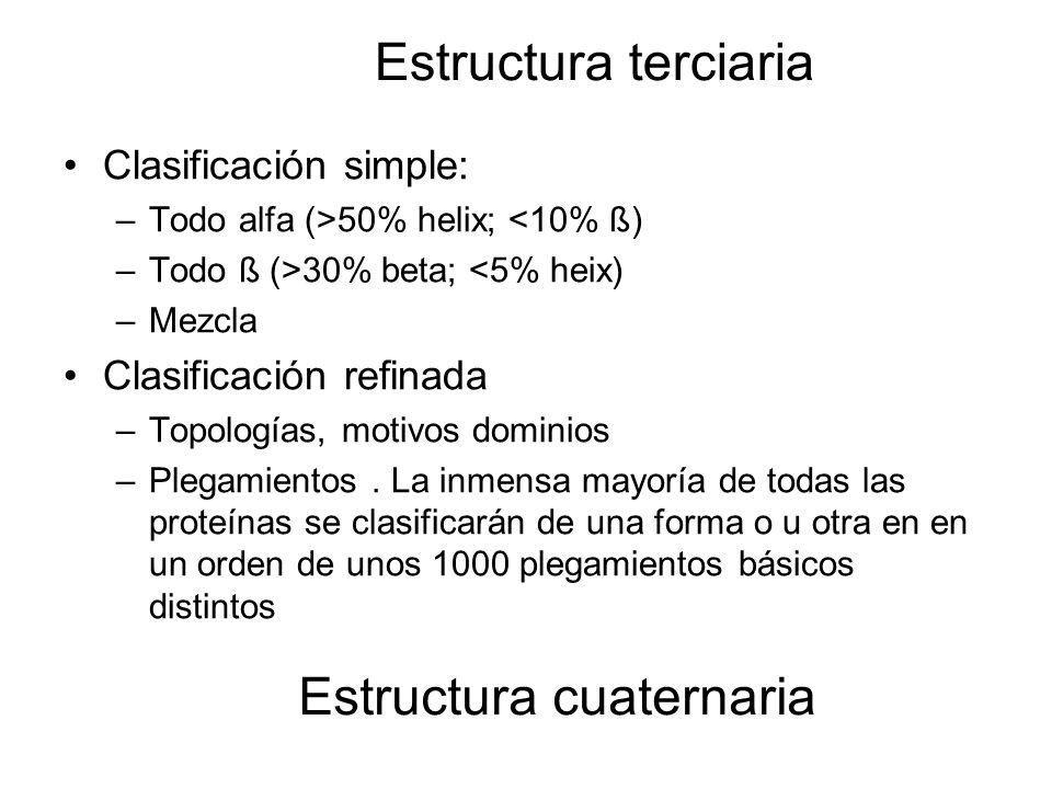 Estructura cuaternaria