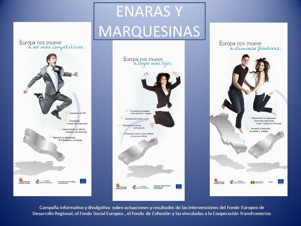 ENARAS Y MARQUESINAS