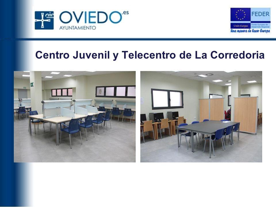 Centro Juvenil y Telecentro de La Corredoria