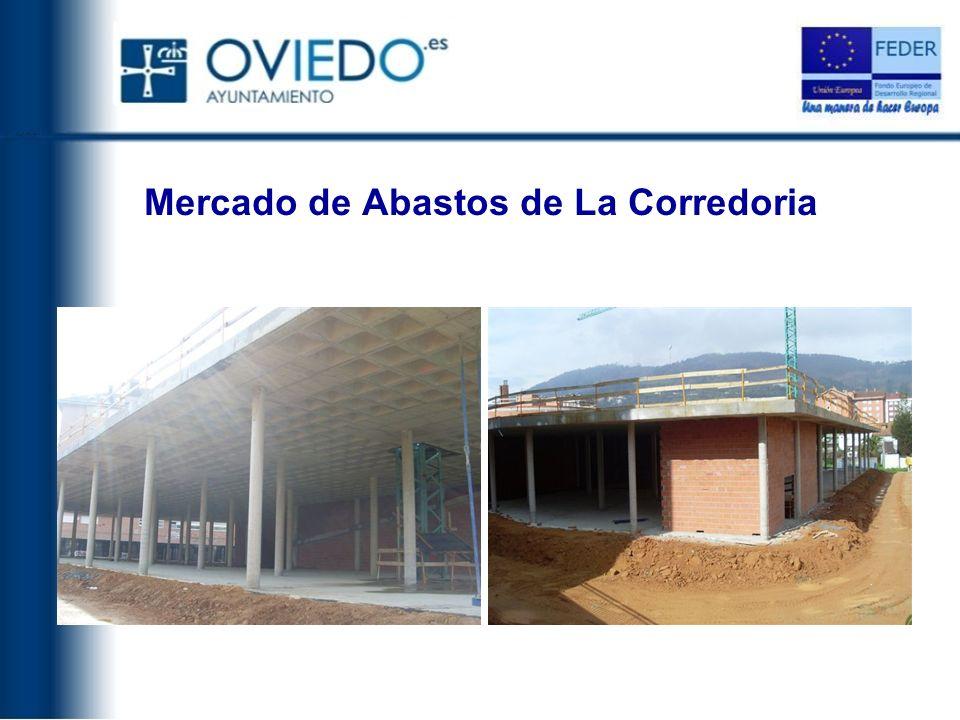 Mercado de Abastos de La Corredoria