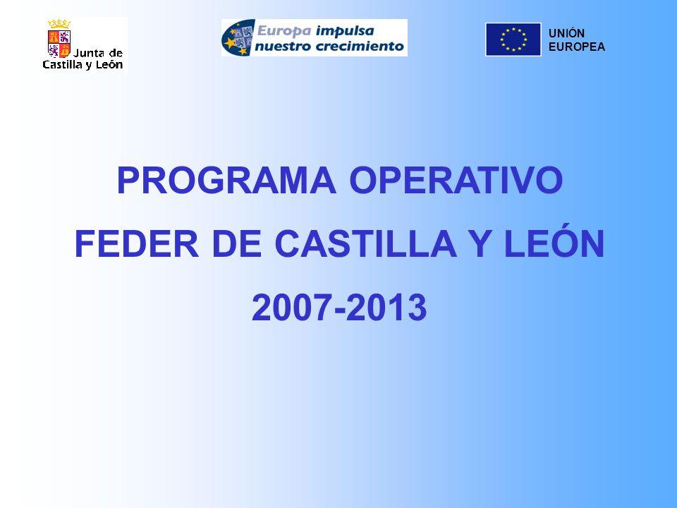 FEDER DE CASTILLA Y LEÓN
