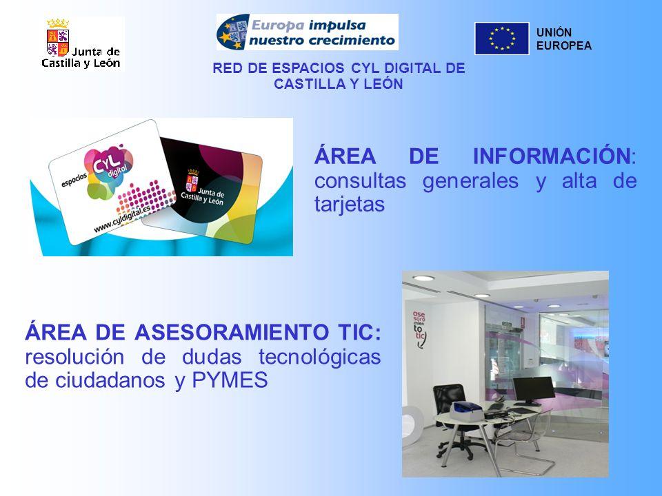 RED DE ESPACIOS CYL DIGITAL DE CASTILLA Y LEÓN
