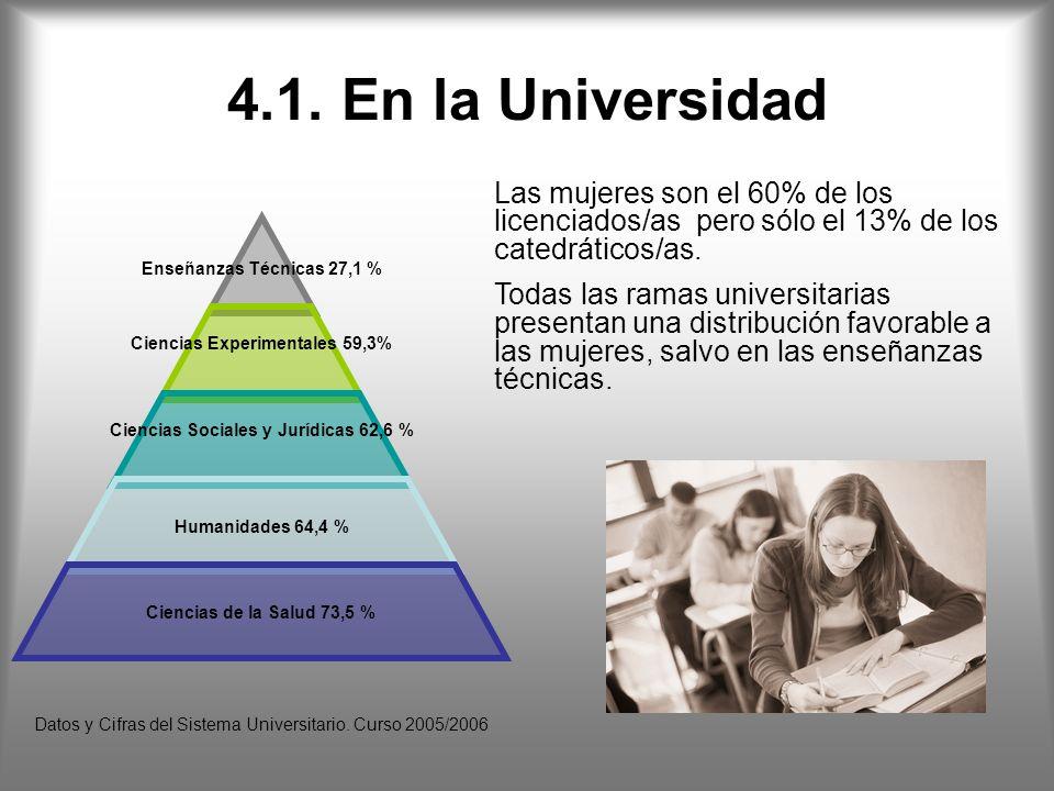 Datos y Cifras del Sistema Universitario. Curso 2005/2006