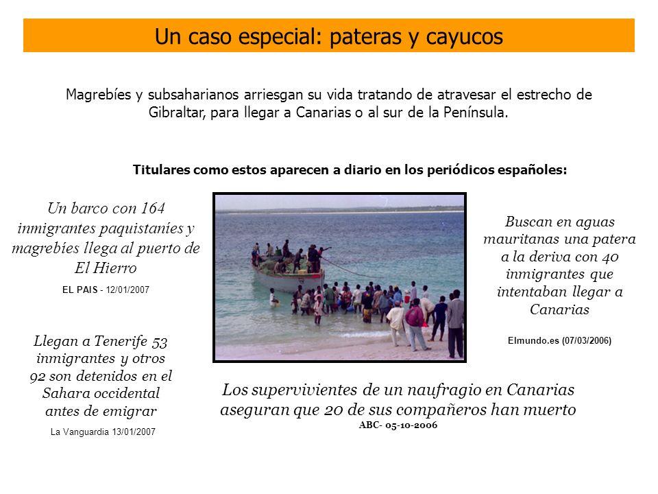 Titulares como estos aparecen a diario en los periódicos españoles: