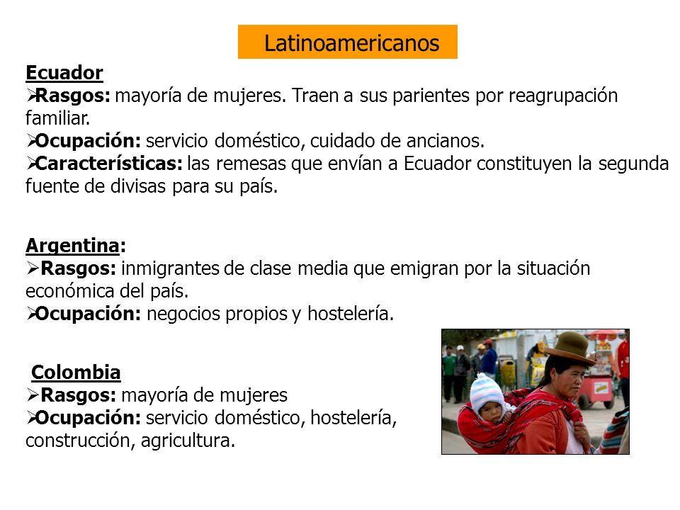 Latinoamericanos Ecuador