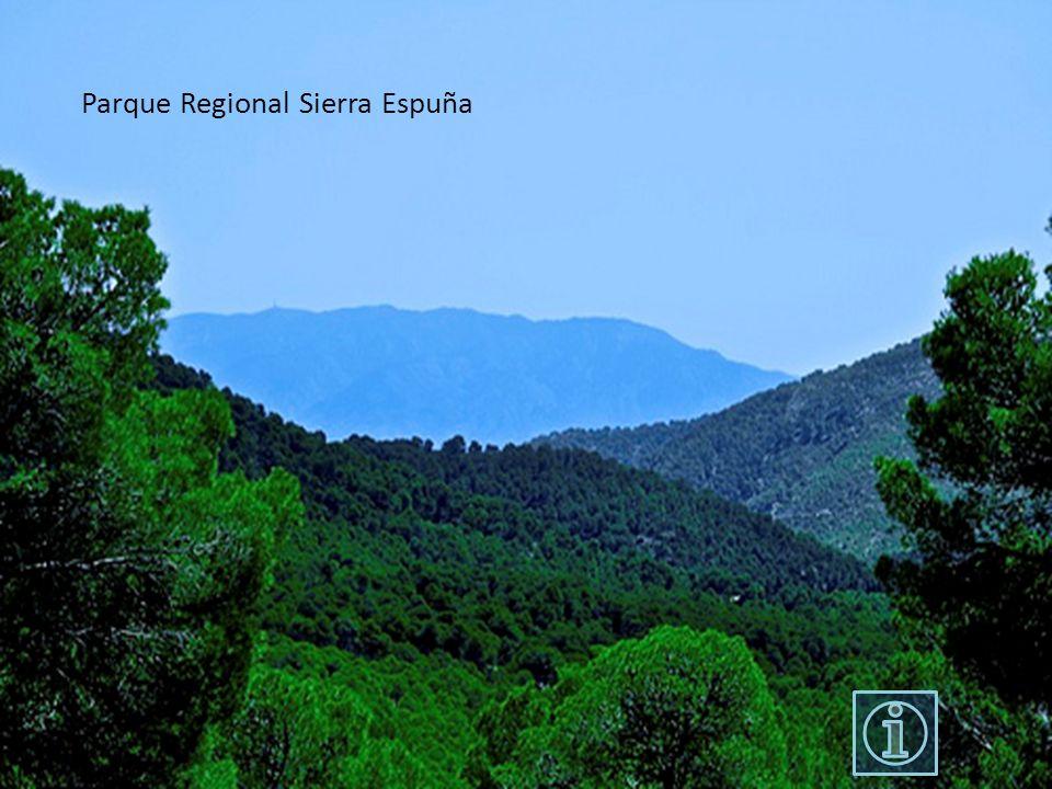 Parque Regional Sierra Espuña