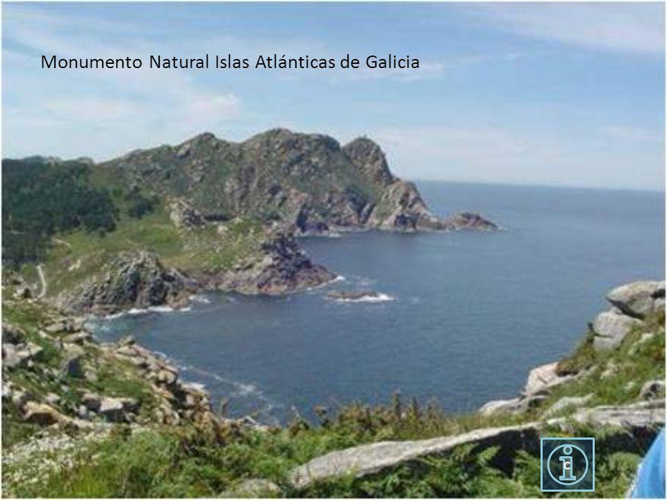 Monumento Natural Islas Atlánticas de Galicia