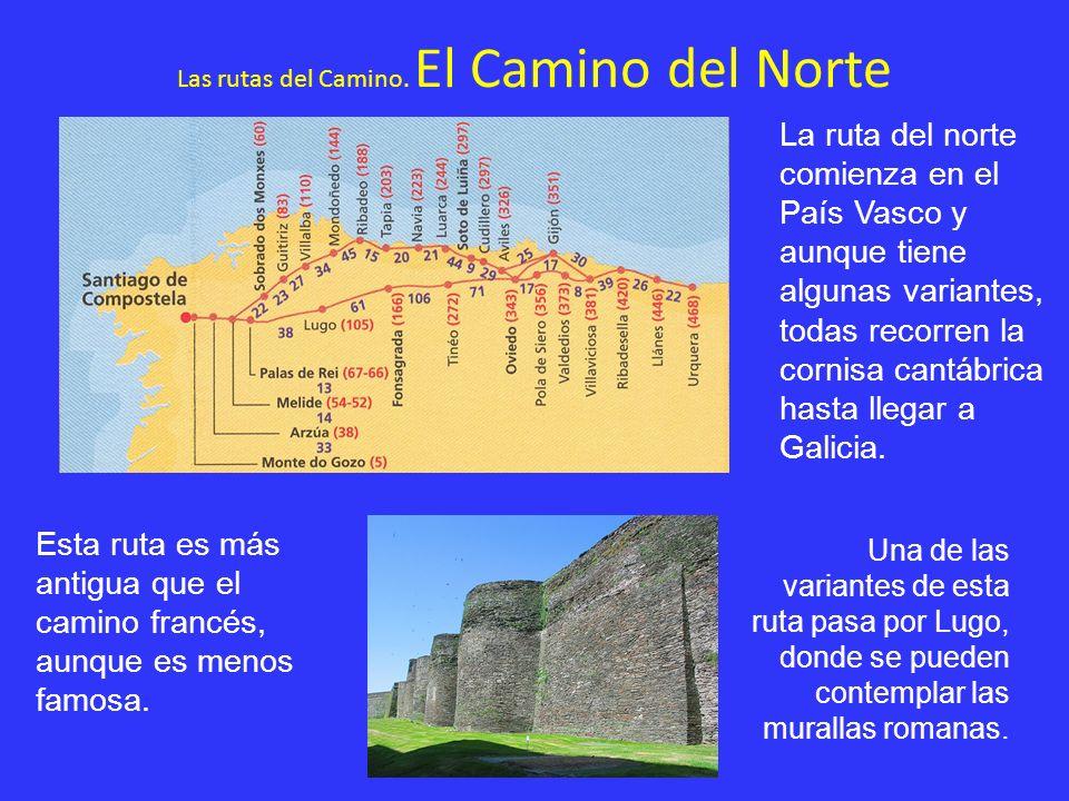 Las rutas del Camino. El Camino del Norte