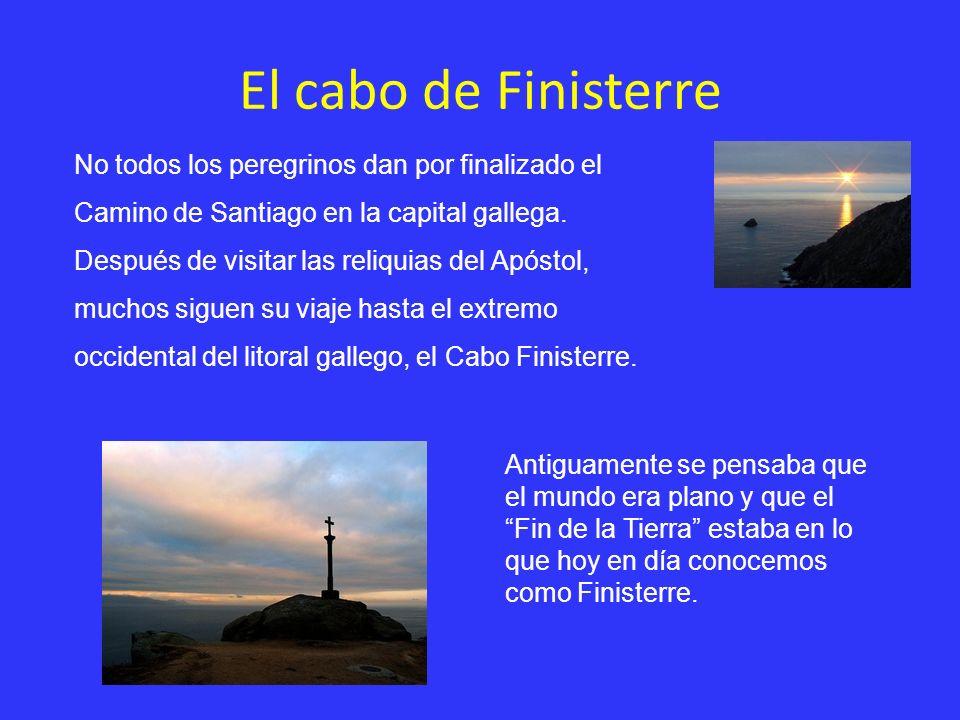 El cabo de Finisterre