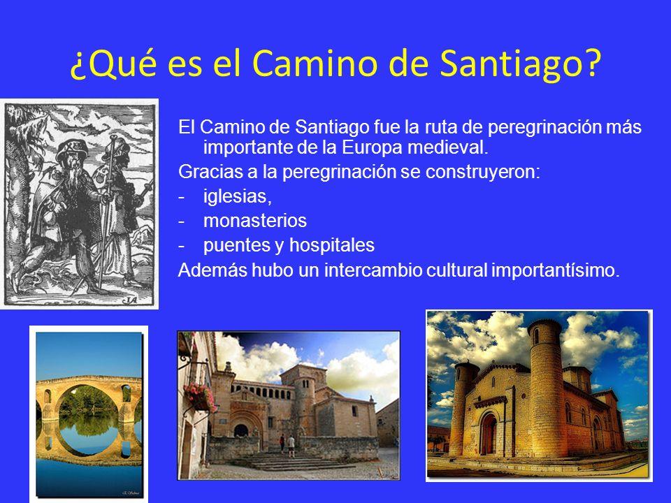 ¿Qué es el Camino de Santiago
