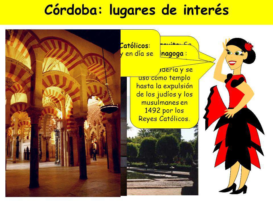 Córdoba: lugares de interés