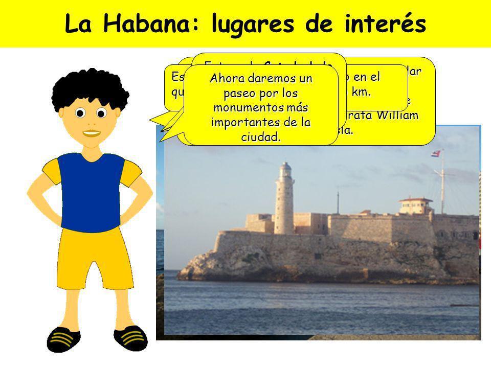 La Habana: lugares de interés