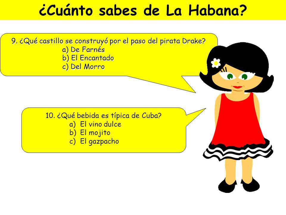 ¿Cuánto sabes de La Habana