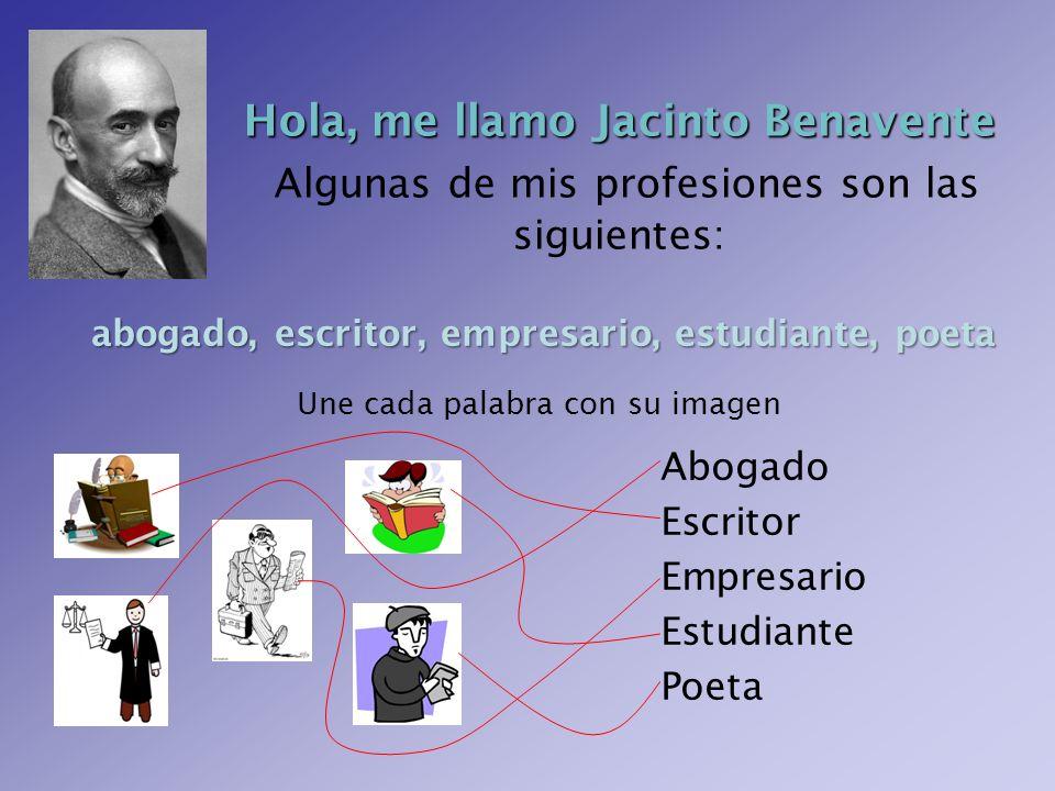 abogado, escritor, empresario, estudiante, poeta