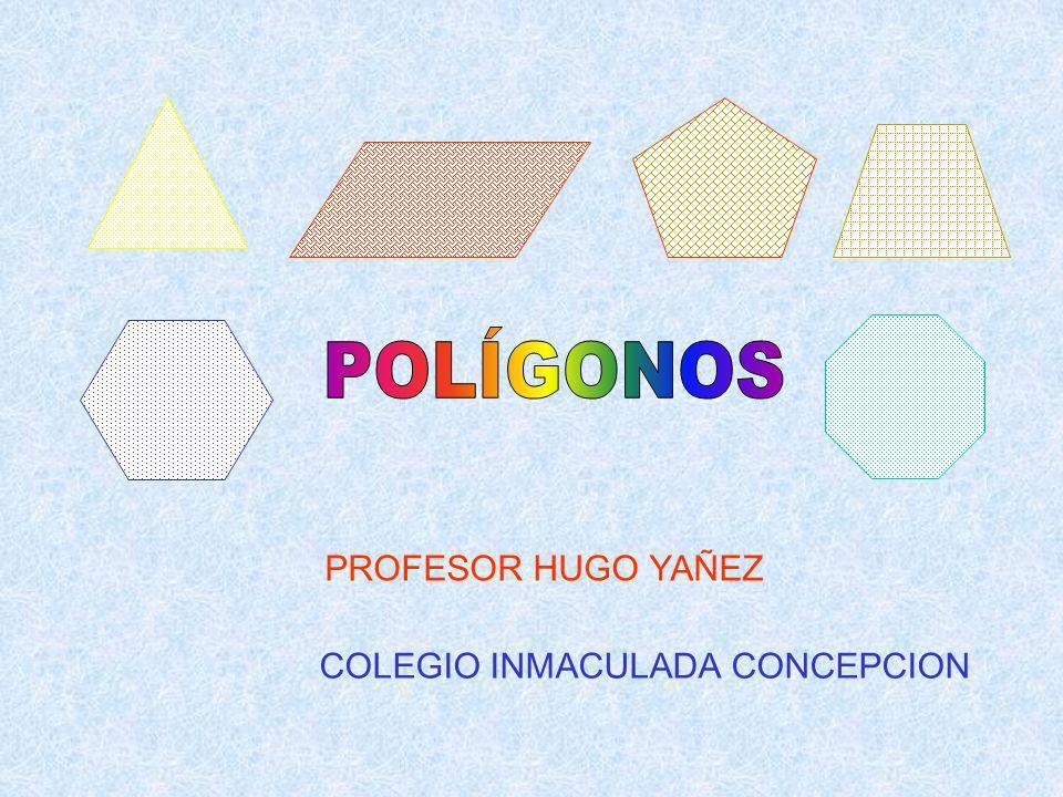 POLÍGONOS PROFESOR HUGO YAÑEZ COLEGIO INMACULADA CONCEPCION