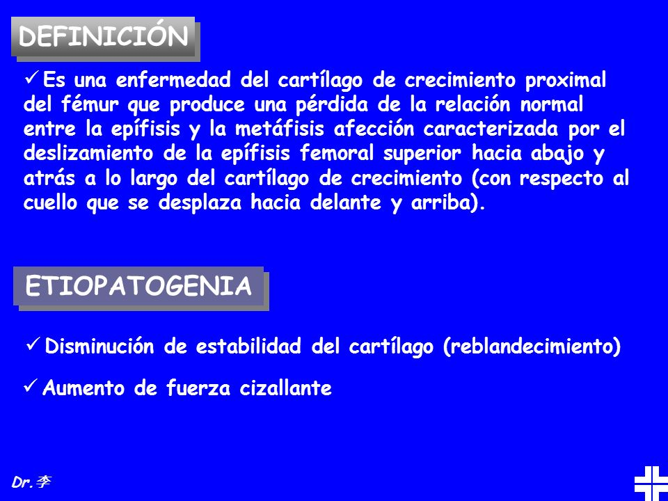 DEFINICIÓN ETIOPATOGENIA